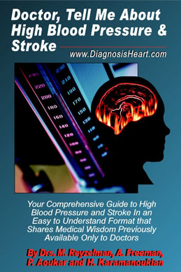 Doctor, Tell Me About High Blood Pressure & Stroke -  Comprehensive Guide to Understanding Blood Pressure and Stroke -  Click to Buy Now